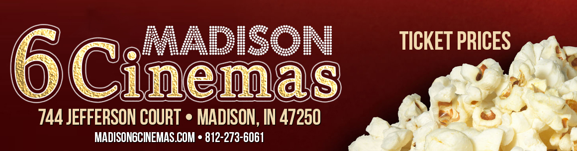 Madison 6 Theatres Logo